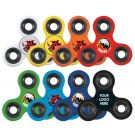 Full colour printed spinners