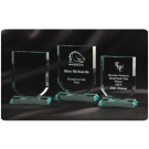 Printable Corporate Award Glass