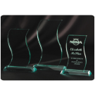 Award Trophies Glass