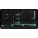 Award Trophy Glass