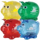 Kids Promotional Items Coin Bank