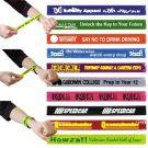 Multi Coloured Slap Strapz