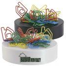 Branded Merchandise House Clips & Magnet Base