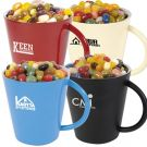Gourmet Jelly Beans in Coffee Cup