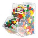 Branded Jelly Beans in Dispenser