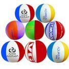 PVC 6 Panel Beachballs (16, 18 or 24 inch)
