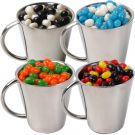 Corporate Colour Jelly Beans in a Coffee Cup
