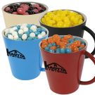 Corporate Coloured Jelly Beans in a Cup
