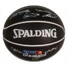 Logo Printed Basketballs Size 5