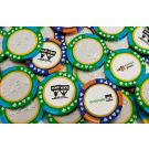 Personalised Chocolate Poker Chip