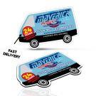 Personalised Van Fridge Magnet
