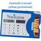 Printable Calculator Card Holder