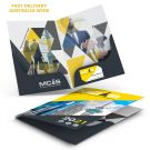 Promotional A4 Folders With Pockets