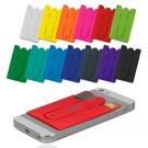 Promotional Silicone Phone Stand Wallet