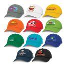 Randolph Logo Branded Mesh Trucker Caps