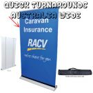 Roll Up Display Banner 1200mm
