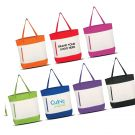 Steen Sturdy Branded Polyester Tote