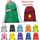 The Robin Drawstring Backpack