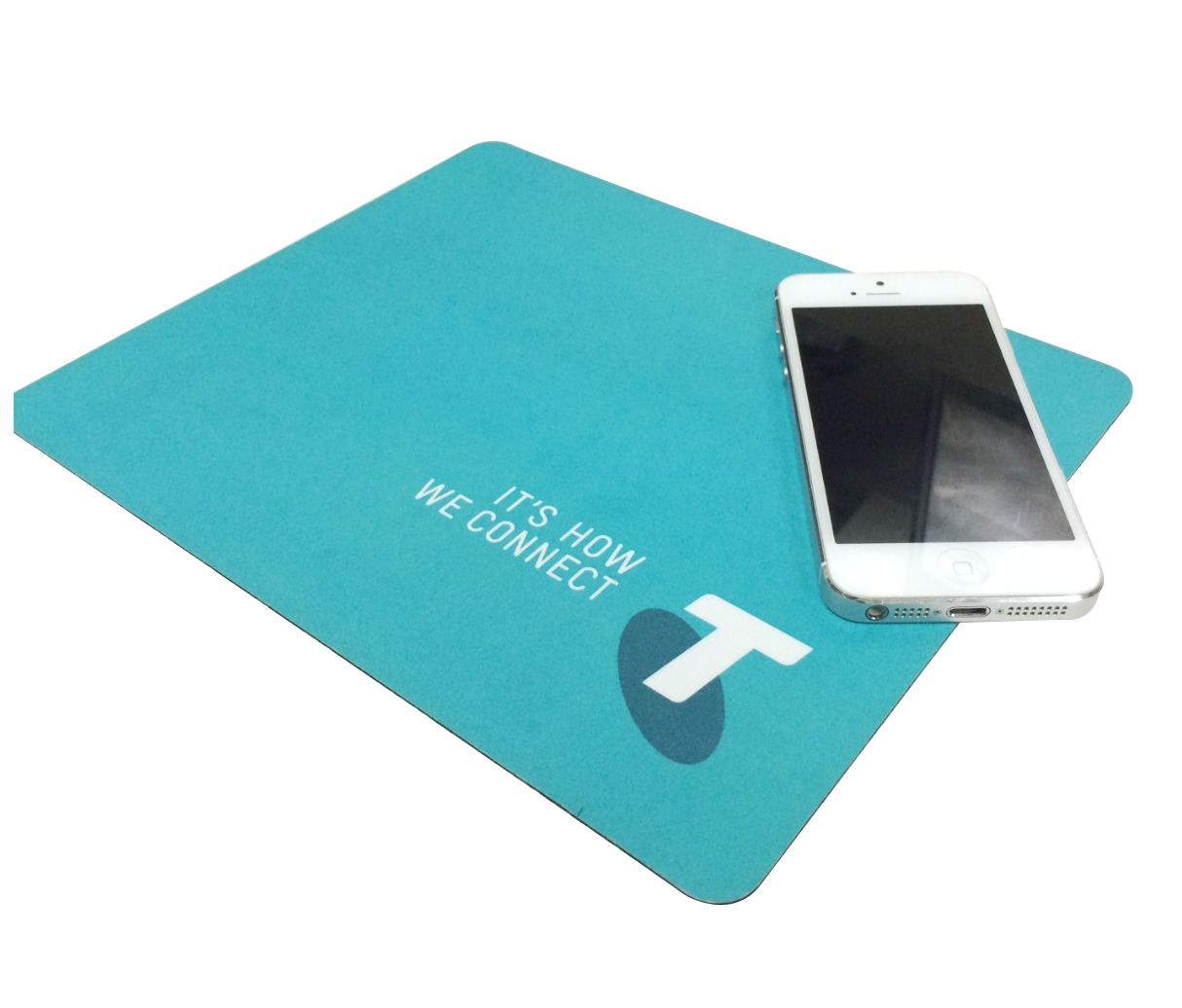 Slim Large Deluxe Branded Mouse Pads