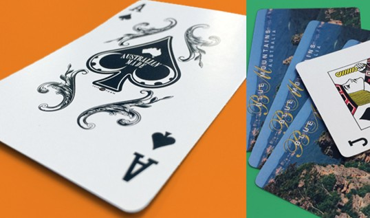 Cheap Promotional Playing Cards