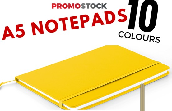 A5 discounts notepad