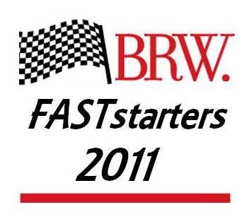 BRW Fast Starter 2011
