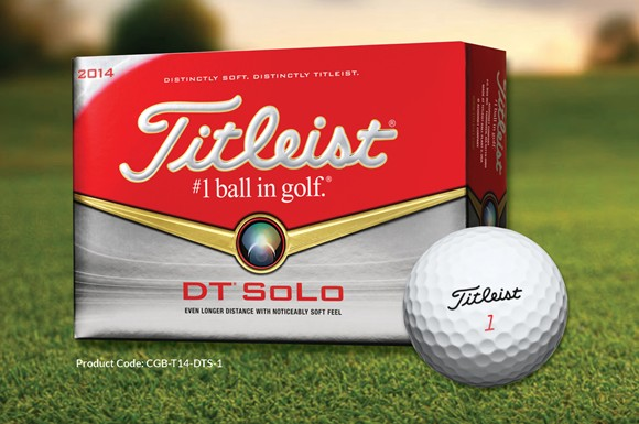Save a massive 30% off DT Solo Golf Balls