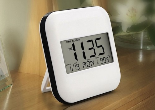 10% Off Our Digital Clock Select Range