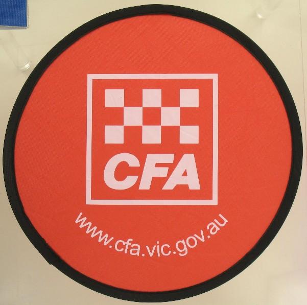 Fold Up Frisbee CFA