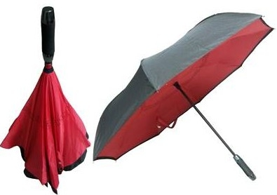 10% off Inverted Promo Umbrellas