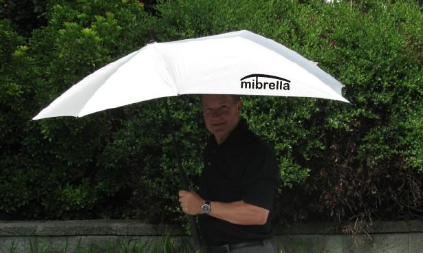 An incredible 30% off prices for Mibrella Umbrellas!