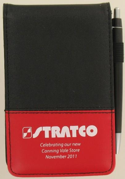 Notepad printed