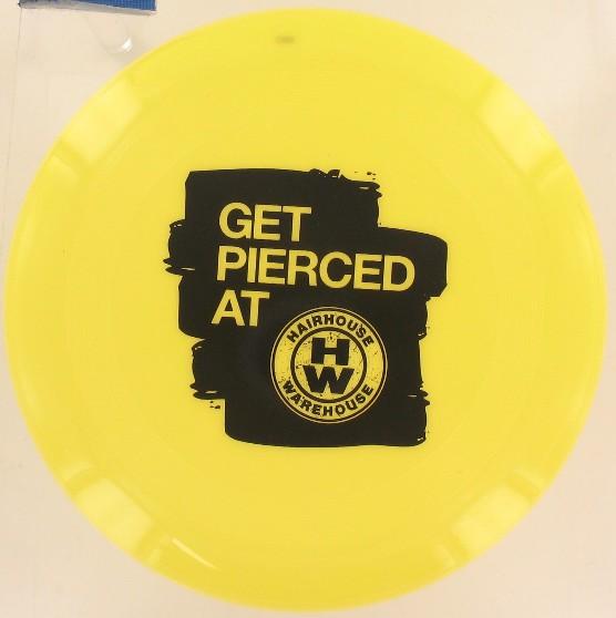 Personalised frisbees