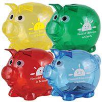 Savings Coin Bank