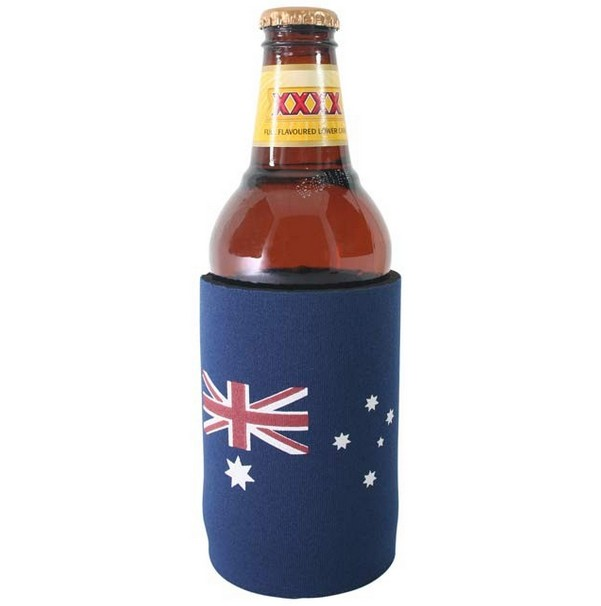 Australia Day Stubby Cooler