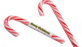 10% Off Promotional Candy Canes