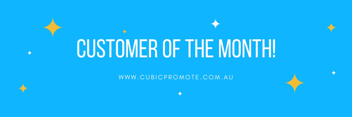 Cubic's Customer of the Month!