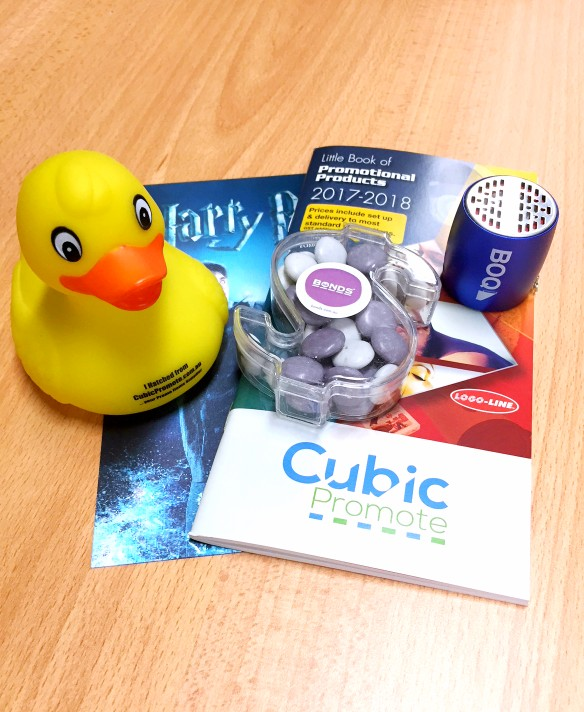 Cubic Promote Products in the Press