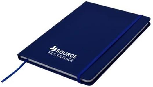 dark blue carnival notebooks