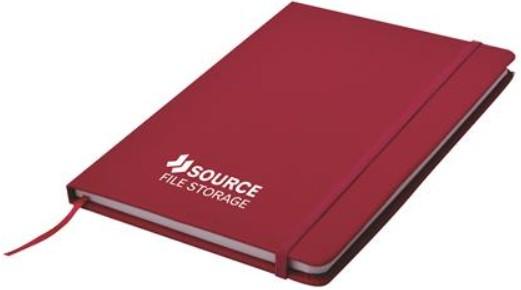 dark red carnival notebooks