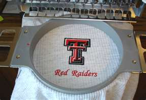 embroidery example on shirt