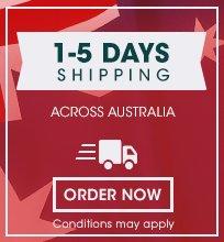 1-5 days shipping