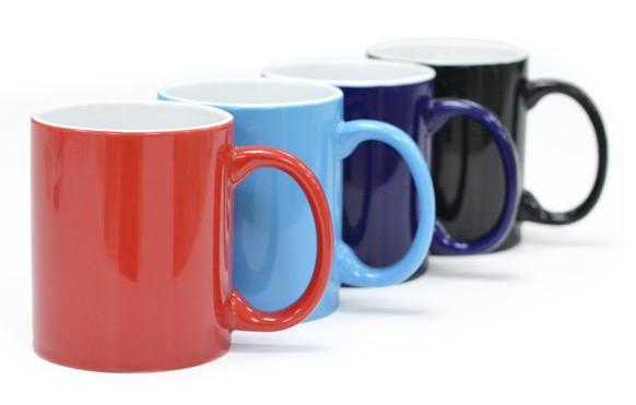 dual colour mug special