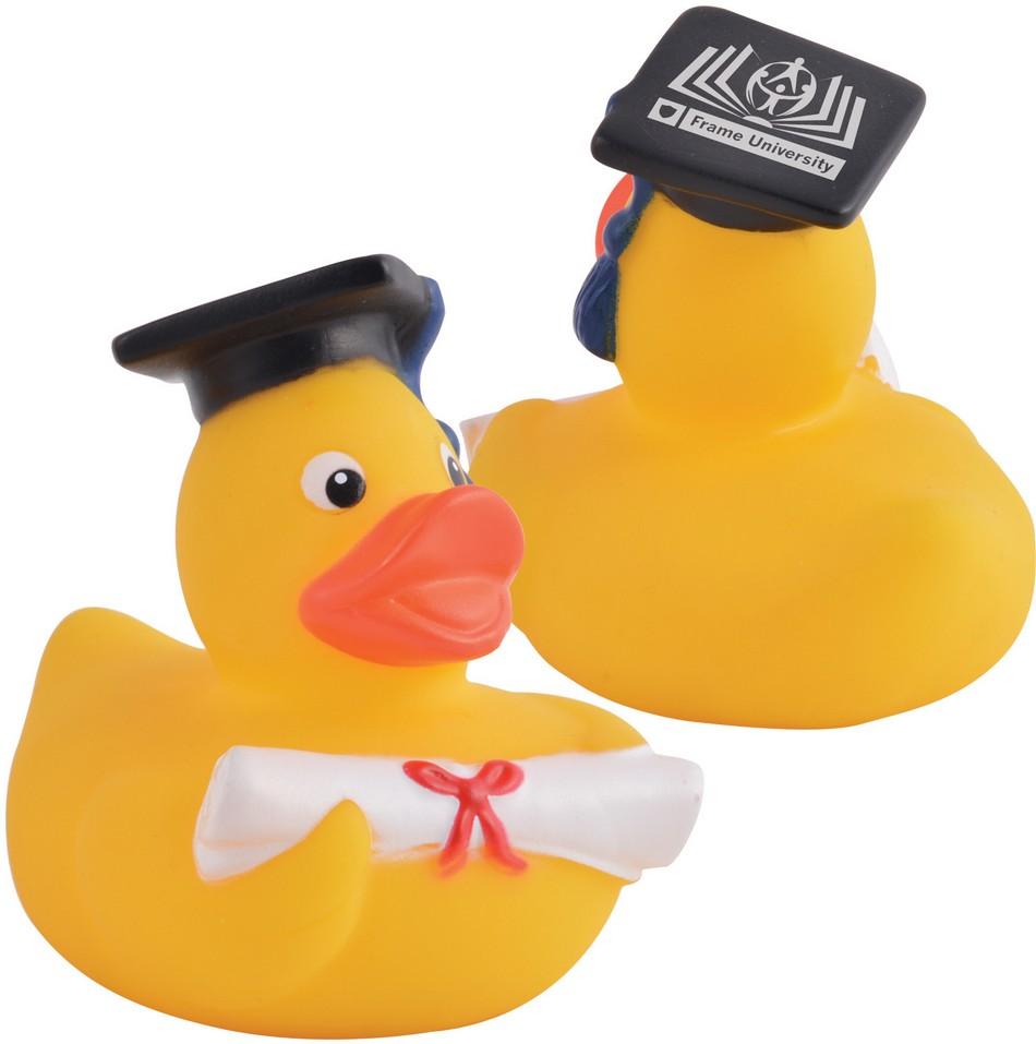 Branded Graduation Ducks