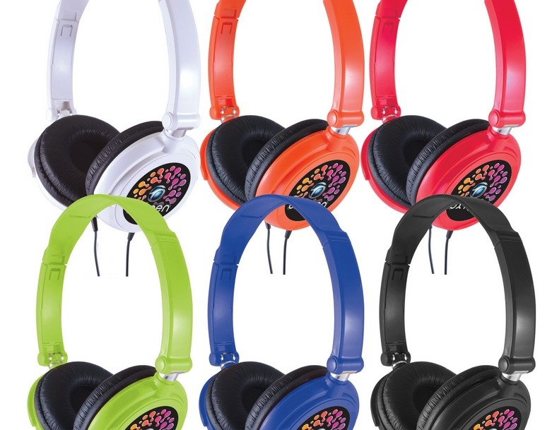 5% off Promotional Headphones