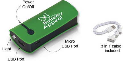 Discounted Green Power Banks!
