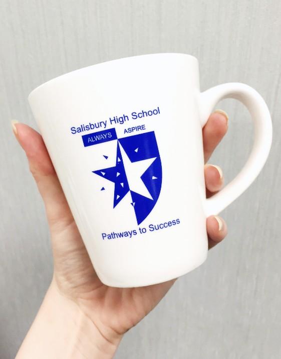 Promotional Kiln Fired Mug