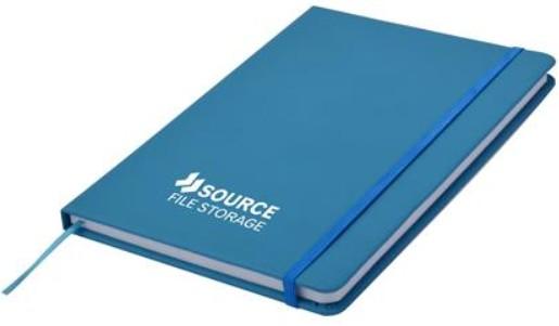 light blue carnival notebooks