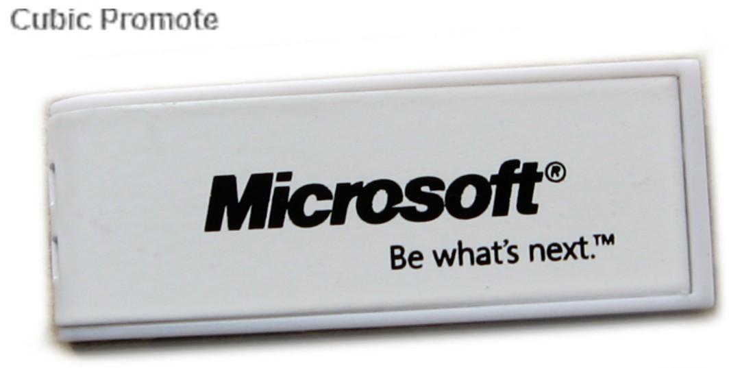 microsoft printed usb key