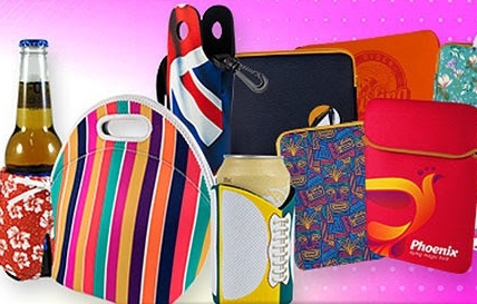 10% Off Sublimated Neoprene Coolers & Cases